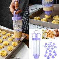 كوكي البسكويت صنع صانع الصحافة آلة ديكور المطبخ العفن أدوات مجموعة diy خبز المائدة أدوات المطبخ كعكة أداة الخبز التبعي