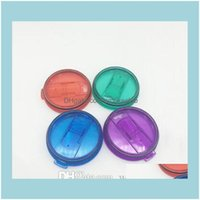 Drinkware Kitchen, Dining Bar Home & Garden Colorful Lid Splash Spill Proof 30 Ounce Cup Lids Mugs Ers Wine Glass Tumblers Cups For Beer Out