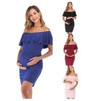 Бенематорика для беременных женщин один слов воротник платья кормления женские кормящие одежды для беременных NA407