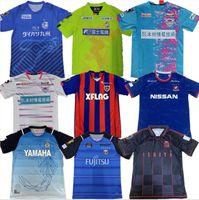 2021/2022 Japón Hombres Tailandés Calidad de Fútbol Camisetas Sanfrecce Hiroshima Hogar Sagan Tosu Kyoto Sanga Kawasaki Frontale Dropshipping Aceptame