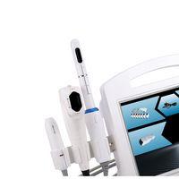 5 في 1 4D عالية الكثافة التركيز الموجات فوق الصوتية V-MAX Lipo شكل الجلد تشديد آلة HIFU آلة 12 خطوط 20000 بالرصاص والتشديد المهبلي