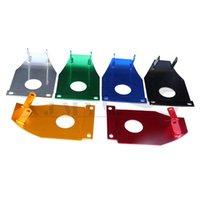 Pièces en aluminium Plaque de patins en aluminium Protecteur de boîtier adapté à la voiture de singe 125cc 151cc