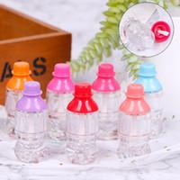 Бутылки для хранения JARS 1 шт. 5 мл DIY Cola Gloss Gloss Tube Пустая посадка для губной губной губной помады Косметические макияжные контейнеры для женщин