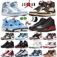 Nike Air Retro Jordan 1 azul obsidiana hyper royal twist turbo verde unc jumpman moda sapatilhas de esportes