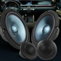 Mini Speakers 1 Set Car Subwoofer Vehicle Door Auto Tweeter Music Stereo Treble Sound Horn Frequency Audio Hifi For E60