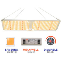 Dimmable SF-2000 Full Spectrum LM301B LM301H 3500K 5000K LED Chip 200W 240W Plant Panel Grow Light
