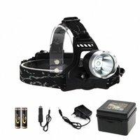 1000 Lumen XM L T6 светодиодный фар 3 режима фар E8ew #