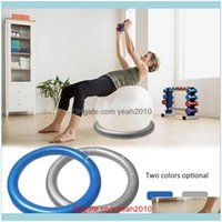 Yoga Supplies Sports & Outdoorsyoga Ball Fixed Ring Thickened Explosion-Proof Beginner Fitness Positioning Fixing For Office Home Use Balls