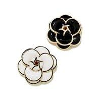 Épingles, Broches Mode Camélia Fleurs Broages de bijoux pour Femmes Pull Robe Épingles à revers Broche