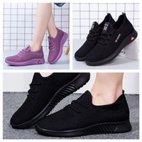 Femmes Hommes - Chaussures de course occasionnelles Appartement Cuir Sports Sports Osneights Wesd
