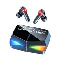 TWS M28 Bluetooth Earphones HIFI Stereo Noise Cancelling EarbudsTouch Control Sports Headset Wireless Game Headphones
