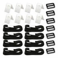 Pool & Accessories Cover Roller Attachment Straps Kit For Swimming Solar Reel