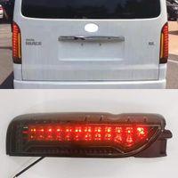1Set For TOYOTA HIACE 2005 06 07 08 09 2010 2011 2012 2013 2014 2015 2016 2017 2018Car Rear Tail Brake Light Signal Lamps