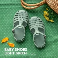 Summer Children Sandals Baby Girls Toddler Soft Non-slip Princess Shoes Kids Korean Style Beach Shoes Boys Casual Roman Slippers