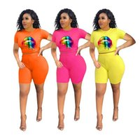 Yoga Outfits Women's Casual Sports Pants Set Two-Piece Nightclub Womens Clothing Two Piece Sets Sweatsuits For Women