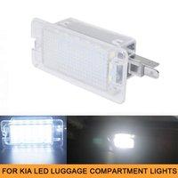 أضواء الطوارئ 18SMD LED صندوق الأمتعة صندوق الجذع ل KIA Sportage Spectra Rio Optima Opirus K900 Forte 5 Koup Ceed Amanti