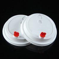 FedEx 20oz 일회용 플라스틱 주스 컵 하트 뚜껑 젖빛 우유 차 컵 음식 PP 음료 용기 두꺼운 투명 음료 찻잔 142 S2