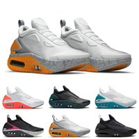 Nike Adapt Auto Max Motherboard hommes femmes chaussures de course Anthracite FIreberry Infrared Jetstream mens trainer