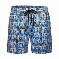 2021 Design Design Estate Moda Middle Pantaloncini Pantaloncini Pannelli da nuoto Asciugatura Quick Scheda da stampa Sandbeach Beach Brevi pantaloni