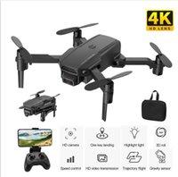 2021 Nouveau mini kf611 drone 4K HD BLAND BIGH CAMERALE 1080P WIFI FPV Drones Caméra Quadcoptère Hauteur Gardez des drones caméra drone jouets