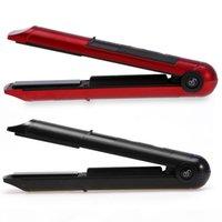 مستقيم الشعر شقة الحديد مصغرة قابلة للشحن اللاسلكي مستقيم الشعر العناية بالحديد علاج جهاز التصميم أداة جديدة