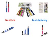 Ego Starter Kit CE4 Atomizzatore Electronic Sigarette Electronic E Cig 650mAh 900mAh 1100mAh EGO-T Bancellana Blister Blister Case Clearomizer E-cig