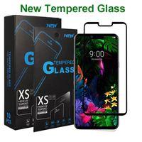 Screen Protector For LG Aristo Stylo 6 5 K51 Revvl 4 5G Samsung S30 S21 Plus A10E A20 A21 A11 A20S A21S Tempered Glass Full Cover