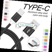 دي إتش إل الحرة الشحن عالية السرعة USB C كابل نوع C شحن الحبل المعادن الإسكان 2a البيانات مزامنة الحبال للهواتف