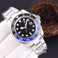 남성용 시계 41mm 럭셔리 2813 자동 운동 자기 바람 남성 기계 디자이너 시계 패션 스포츠 손목 시계 손목 시계