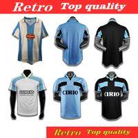 2014 2000 1998 1989 1992 2001 Lazio Jersey Klose 11 Retro Sergej 115 Edição Comemorativa Soccer Jersey Nada 13 Home Maglietta