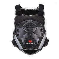 Kids Dirt Bike Body Chest Column Protector Vest Back Support Child Armor For Dirt Bike Motocross Scooter Snowboard1