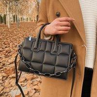 SWDF Fashion Beautiful Catena Crossbody Bags per le donne Black Handbags Luxury Borse Spalla in pelle morbida Piccoli signore Green Tote Femmina