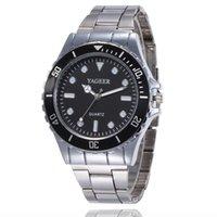 Nouvelle étoile en ligne Même bande en acier inoxydable Greenwater Watch Fashion Sports Trends