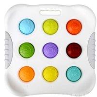 2021 Juguete Color Comodidad Burbuja Música Infantil Inteligencia Desarrollo Educación Early Finger Formning Can Pulse Board Gyq