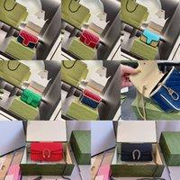 2021 senhoras Bacchus saco de designer marca moda mensageiro uma cadeia de ombro clássico qualidade carteira líquida vermelha oblíqua