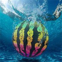 Арбуз шар для воды игрушка подводный воздушный шар наполненный водой надувные пляжные шарики плавательные аксессуары бассейн надувные мужские и женские детские игра