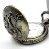 Taschenuhren Zodiac Anhänger Kettensammlung Nicht mechanische Tabelle 12 Tierkreis-Geschenknummer Männer und Frauen