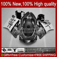 Body Kit For SUZUKI SRAD GSX-R600 GSXR 600CC 750CC 750 600 CC 96 97 98 99 00 Bodywork Grey white 22No.86 GSXR600 GSXR-750 96-00 GSXR750 1996 1997 1998 1999 2000 Fairing