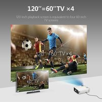 Aun Mini-Projektor W18 optional W18C Wireless Sync-Display für Telefon-LED-Projektor für 1080p-Video für Heimkino DHL Versand