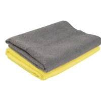 Car Sponge Extra Soft Wash Waxed Crystal Microfiber Towel Cleaning Drying Cloth Care Detailing WashTowel Never Scrat.