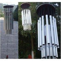 27 Tuben 5 Glocken Windchime Kapelle Glocken Windspiele Türhänge Windspiele Garten Decorati JLLAFD Outbag2007