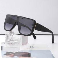 Summer Beauty Ladies Gafas de sol Nueva Moda Gafas de Lujo Moda personalidad Net Celebrity