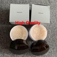 New Mercier Translucent Loose Setting Powder Makeup Face Pouder Libre Fixante Waterproof Brighten Concealer Foundation Maquiagem With Box 29g