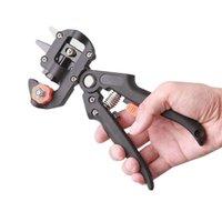 Grafting Scissors Tools de jardinage Sharp Cisailles pour l'hybridation de greffe des usines de fruits Pruners de la main Grafting-Film