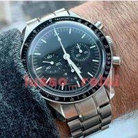 2021 Männer Herren Luxusuhr Sport MasterAutomatische Uhren Bewegung Mechanische OROIOGIO JAMES BOND 007 Speedy Montre de Luxe Leder Skyfall Armbanduhren