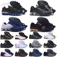 Nike Shox TL R4 802 809 Alta Qualidade Mens Womens 2021 Sport Shoes Sapatos Tamanho EUR 36-46 Triplo Branco Black Bubble Musgo Musgo Verde Sneakers Treinadores US 12