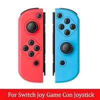 Game Controllers & Joysticks For Switch Controller Console Gamepad Wireless NS Lite Grip Joy Con Joystick
