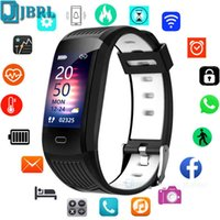 Luxury men's and women's watches Designer brand watches pour Android et iOS, Bracelet en Silicone, moniteur d'activit physique, tanche,