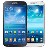 الأصلي تم تجديده Samsung Galaxy Mega 6.3 i9200 6.3 بوصة المزدوج النواة 1.5 جيجابايت رام 16 جيجابايت روم 8 م م 2 ج 3 جرام الهاتف الخليوي المحمول الذكية DHL 5PCS