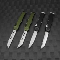 High Quality Auto MicRot Automatic Knife Single Action D2 St...